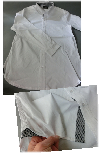 福袋中身スプートニクス  シャツ