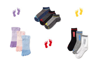 SocksSelection