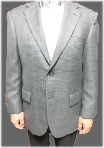 紳士服アオキ ジャケット