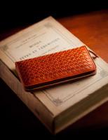 ココマイスターの長財布