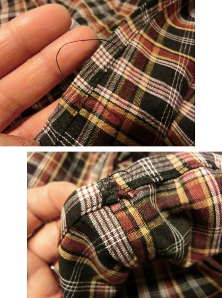 ニッセントランクス縫製