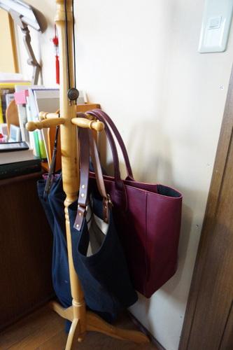 バッグの保管
