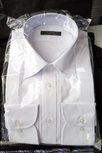 PSFAのシャツ
