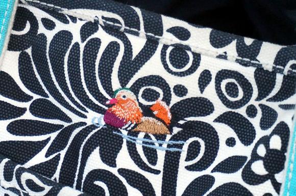 ランズエンド刺繍