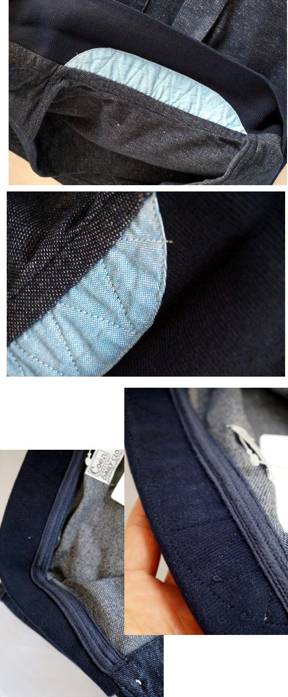 ポロ 縫製