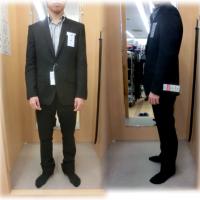 アオキ スーツ