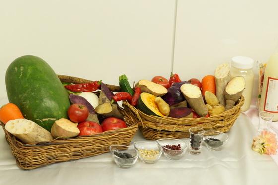 サイビーの野菜