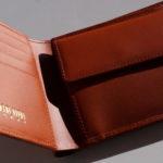 【d fashion】 MICHEL KLEIN HOMME(ミッシェルクランオム)レザー2つ折りウォレットを買ってみた