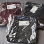 【d fashion】 メンズセーター2種&チェックアクセントチノパンツを買ってみた♪