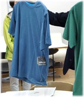 【EB】スタッフ押し!吸水速乾フリードライ☆倍も乾きが早いカジュアルTシャツ!