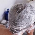 【&GINOプレミアムブラックシャンプー】根元が立つ!シャキッと太く!洗髪で変わる~