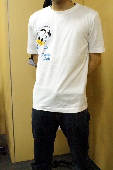 かくれんぼTシャツ(メンズ)