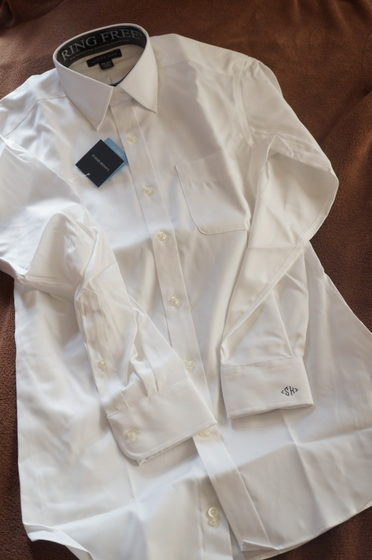 ワイシャツ 白