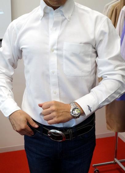 ランズエンドスタッフさまのXシャツ