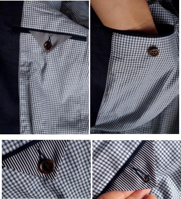 フラップポケット