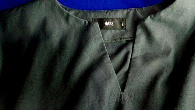 hare シャツ