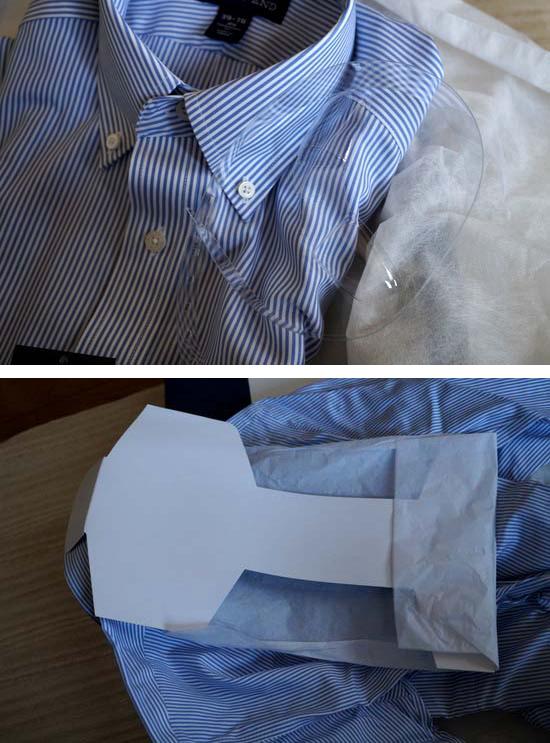 ランズエンドのメンズシャツ