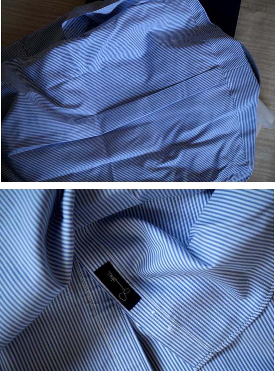 ランズエンドメンズシャツ