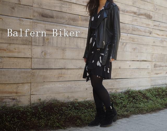 Balfern Biker