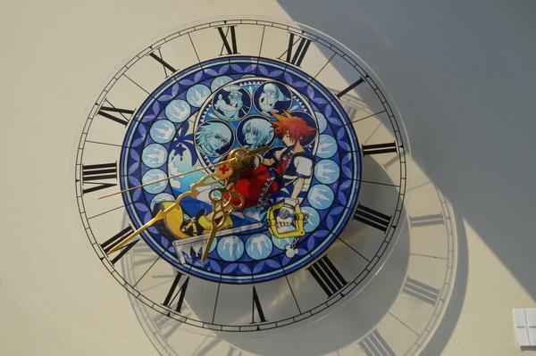 キングダムハーツ時計
