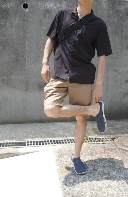 ユニクロ・メンズコーデ
