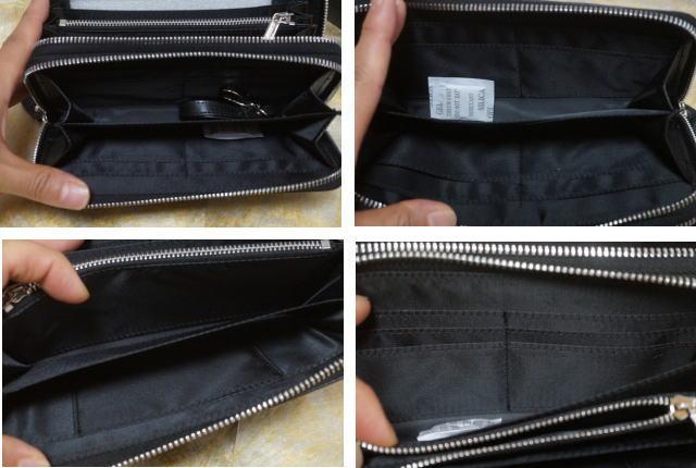 財布のポケット