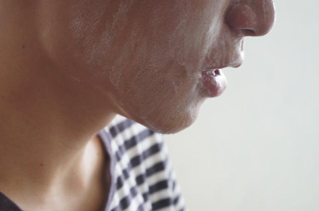 メンズ洗顔2