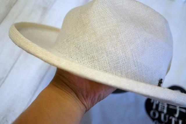 流行の帽子