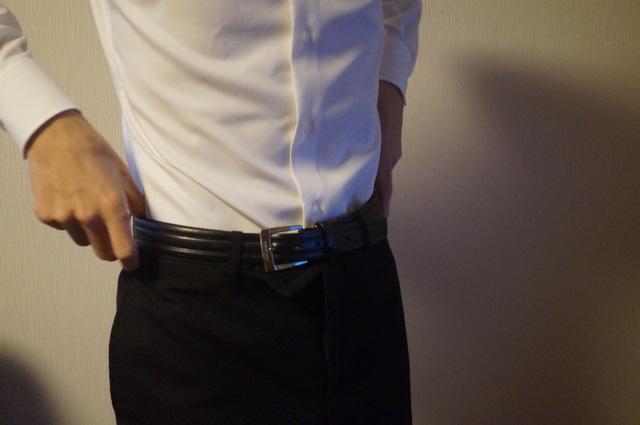shirtの身幅