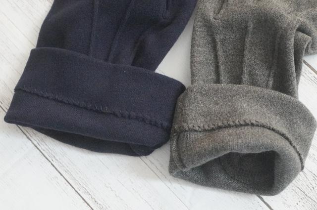 Doガード・抗ウイルス保湿手袋/メンズ 生地質