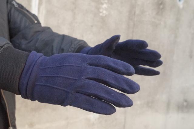 Doガード・抗ウイルス保湿手袋/メンズ 息子サイズ感