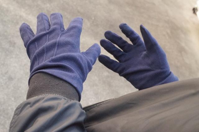 Doガード・抗ウイルス保湿手袋/メンズ 20代使用イメージ