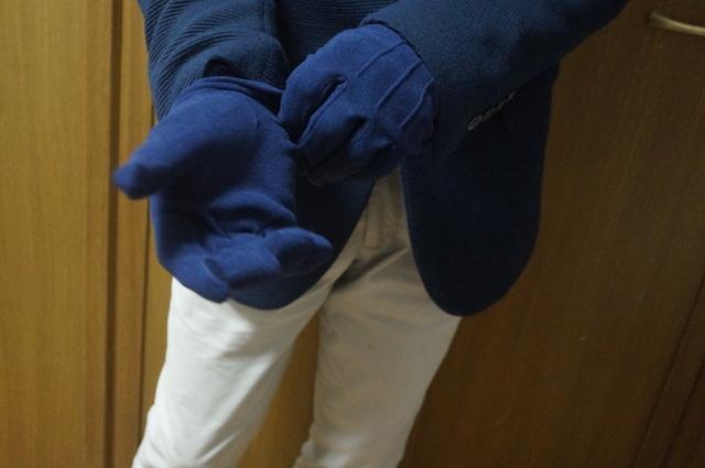 Doガード・抗ウイルス保湿手袋/メンズ 50代